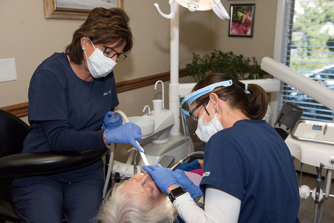 Family dentistry oral health