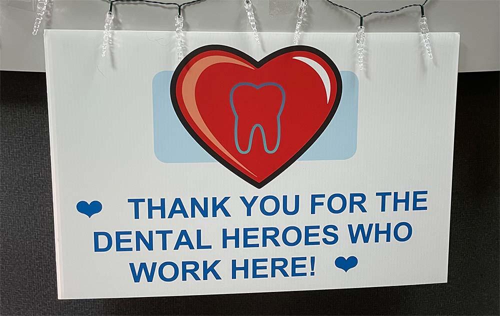 Dental Heroes Covid 2020