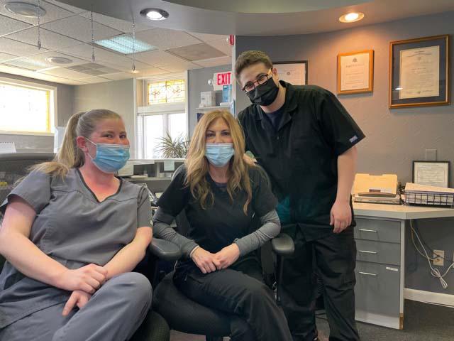 Melinda Wagner DMD Dental Office Staff